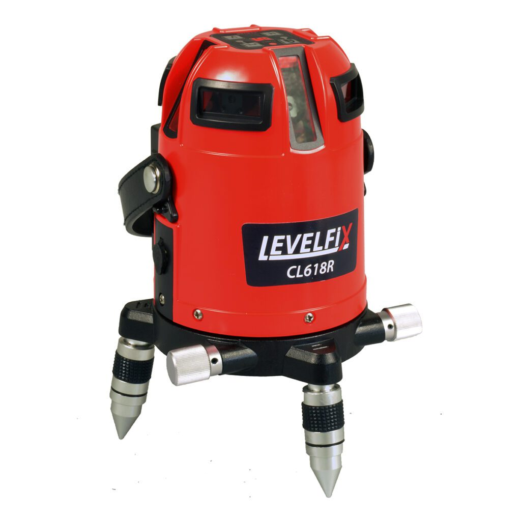 Levelfix CL618R Multilijnlaser