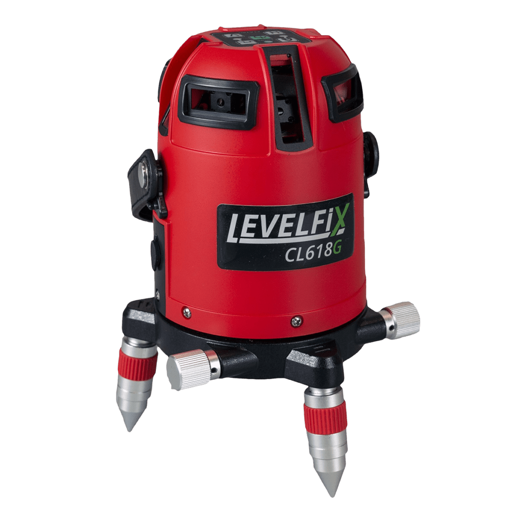 Levelfix CL618G Multilijnlaser