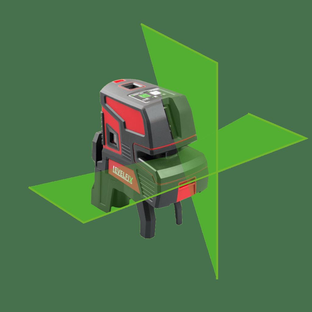Levelfix CL202G Kruislaser