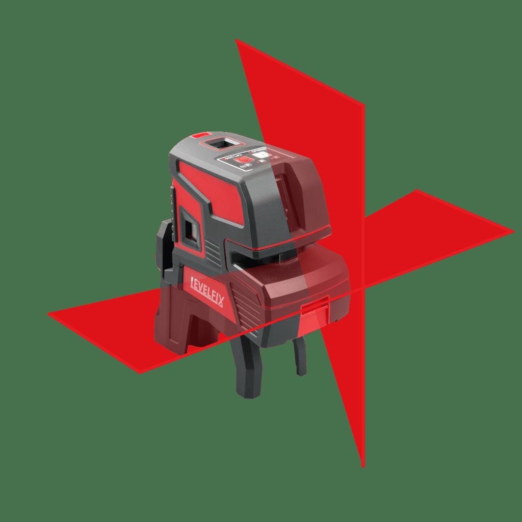 Levelfix CL202R Kruislaser