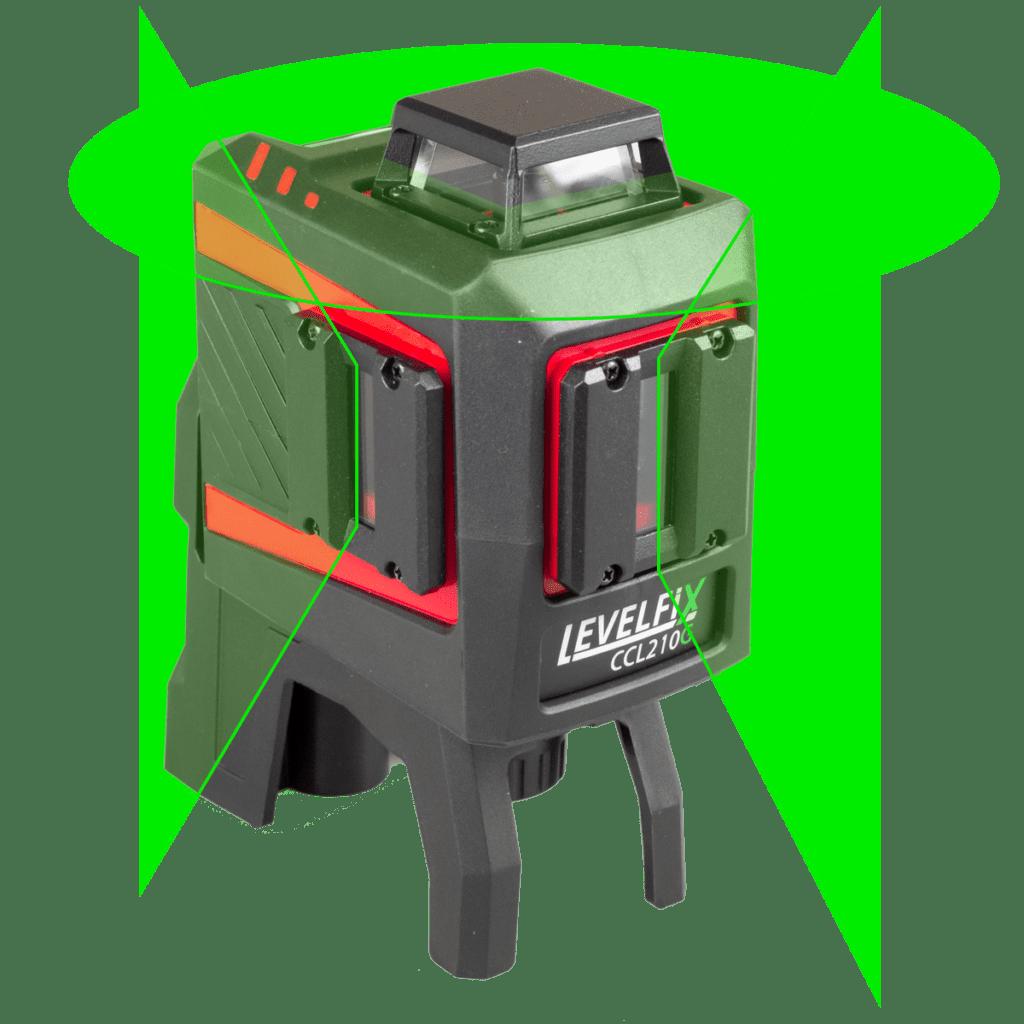 Levelfix CCL210G Cone/kruislaser