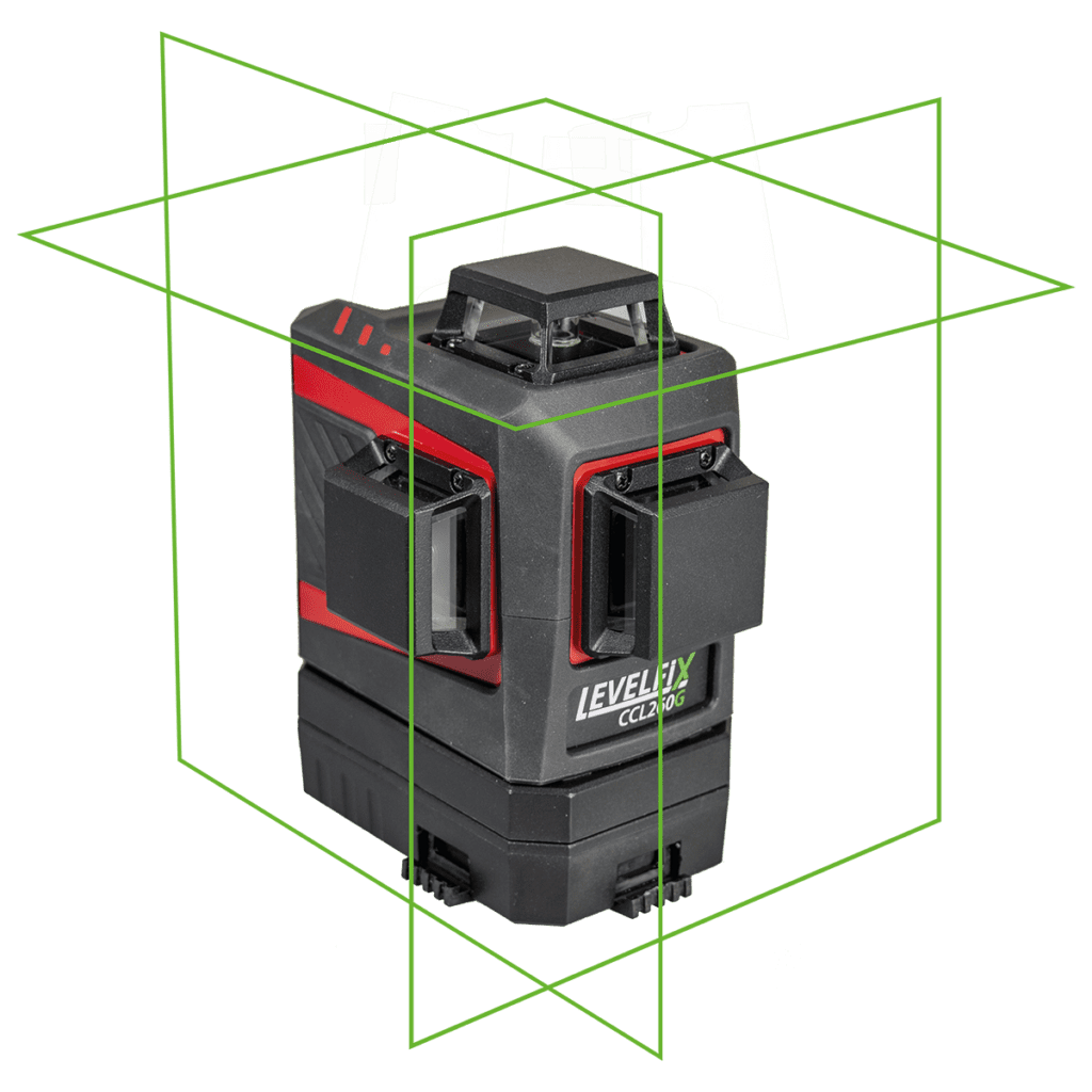Levelfix CCL260G Cone/kruislaser