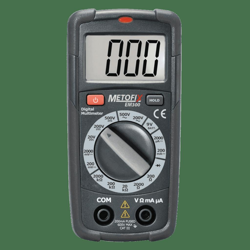 Metofix EM300 Voltmeter