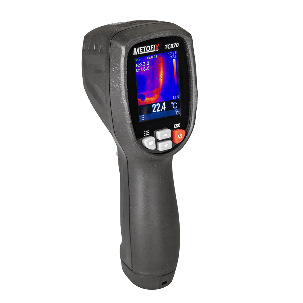 Metofix TC870 Warmtebeeldcamera