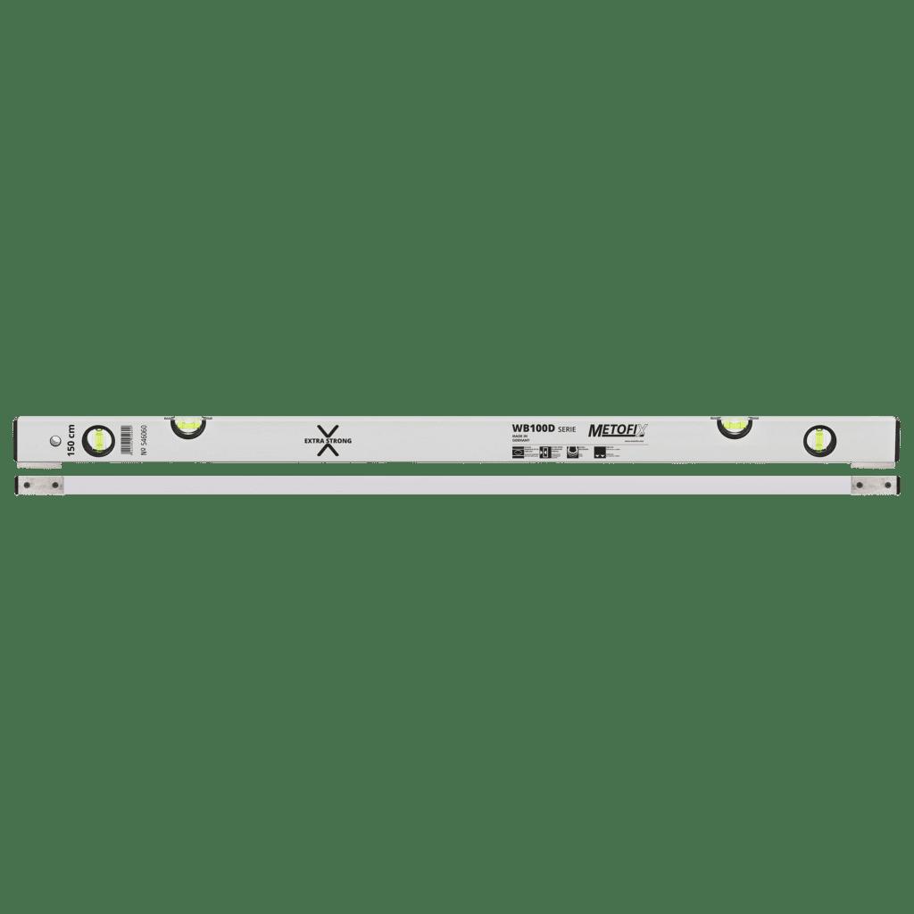 Metofix WB100D-150cm Waterpas