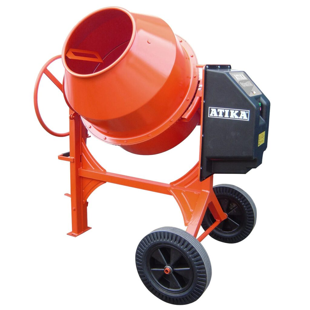 Atika PATRIOT-250 Betonmolen